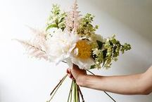 Styling - florals / Styling with flowers - really makes my heart sing
