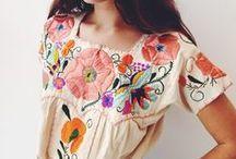 Sartorial - Folk / Embroidered folkish and pretty