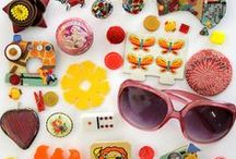 A COLLECTION OF COLOURFUL COLLECTIONS / Colourful things organised! What do you collect?