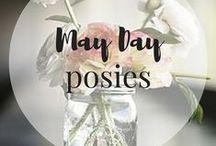 May Day Posies / Reviving the ancient Pagan tradition