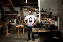 Side Gigs 2016 Artists / Showcasing projects from our 2016 line up of musicians and the many sides of their artistry.  Did you know that actor and comedian Nick Offerman from Parks & Recreation is a New York Times bestselling author, environmentalist, and woodworking craftsman? / by Britt Festivals