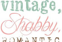 Vintage - Shabby chic