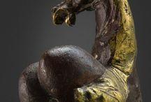Spronken / Arthur Spronken bronzen beelden