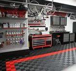 Organizace garáže