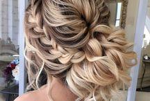 ☾ hair