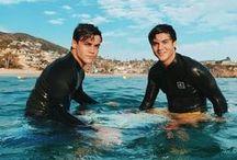 ☾ dolan twins