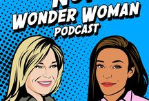 Not Wonder Woman Podcast / The podcast for professional women who know there are No Capes. No Superpowers. Just Hustle. Join Cyran and Mel as we get through the workaday world together!