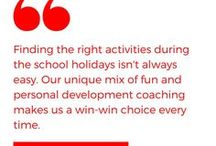 ABOUT CAMP EVOLUTION / Residential Camps, Summer Camps, Activities for kids, Half term activities, Soft skills, personal development, fun, games, CLOTC, Essex, Cheshire, Financial awareness