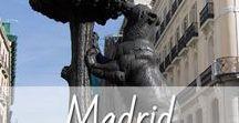 Madrid - Spanien / Madrid Hauptstadt von Spanien und immer eine Reise wert, allein schon aufgrund der fantastischen Architektur. Auf meinem Blog stelle ich euch die Sehenswürdigkeiten der City vor, von der Puertal del Sol, Retiro, Palacio Cristal, Gran Via, Plaza Mayor und vielen mehr! Neben jeder Menge Reisetipps wie z.B. Madrid im Winter zu besuchen, verrate ich euch von welcher Rooftop Bar ihr den besten Blick auf die Skyline habt. Schaut mal rein!