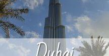 Dubai / Dubai ist ein Land der Superlative und des Luxus. Mitten in der Wüste ragt eine beeindruckende Skyline in die Höhe, vor allem der Burj Khalifa überragt alles. Die City von Dubai ist vielfältig: riesige Malls laden zum Shopping ein, auf den Souks wird Gold gehandelt, die Marina, der Creek, the Palm, das Aquarium… Urlaub in Dubai ist definitiv eine Reise wert! Meine Impressionen aus dieser unglaublichen Stadt, einer Safari in die Wüste und Tipps findet ihr auf meinem Blog rotknalltindasblau.de.