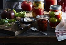 Yes I CAN / There are a lot of unsafe canning practices promoted on the web  - it is a science not an art where anything goes. Make sure what you're making is safe and then you can enjoy the fruits (and vegetables and soups and...) of your labours! / by Cheryl Schmidt