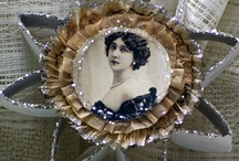 Vintage Art / Art that speaks to my soul, whether it's clip art, paintings, or pics..... / by Angela Croissant