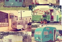 Vintage Trailers / by Angela Croissant