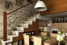 Decor: Escadas / Stairs