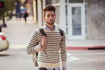 Mens Fashion Inspiration / Proporta's favourite threads for men.