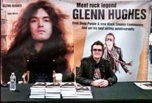 Autobiography / by Glenn Hughes
