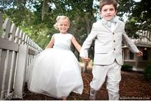 Casamento: Pajens / Wedding: Pageboys
