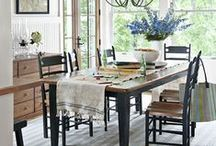 Home: Dining areas / by Denis Orsinger