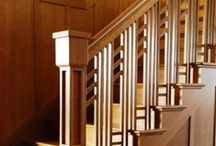 Home: stairs / by Denis Orsinger