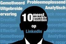 INFOGRAPHICS social media / Op dit bord verzamel ik verschillende infographics met betrekking tot Social Media.