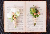 Garden Inspired Wedding