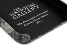 The National Gallery and Proporta Collaborate / iPhone and iPad cases made in collaboration between The National Gallery and Proporta. #nationalgallery