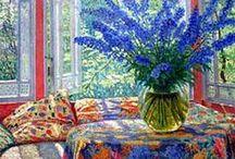 Art: Impressionists + / by Denis Orsinger