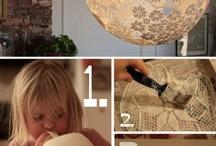 Crafty Ideas / by Terri Windley