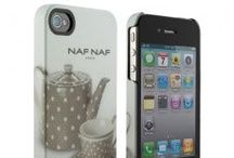 NAF NAF Paris / NAF NAF Paris iPhone 4 / 4S cases and Samsung Galaxy S3 cases by Proporta