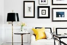 Interiors: Yellow