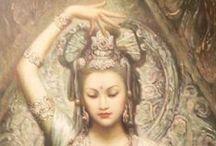 mythology: World  / myth from various parts of the world