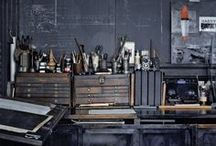 Workspace / by Caley Malady