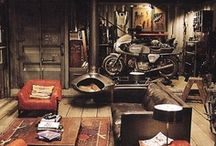 Man Cave / by Caley Malady