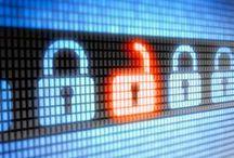 Internetveiligheid / Op dit bord vind je leerzame, interessante informatie en goede ideeën en oplossingen op het gebied van Internet veiligheid. Met verschillende onderwerpen als: Grooming, Sexting, Privacy, Dreigen, Phising en Cybercrime.