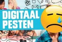 Online pesten / Online pesten, Cyberpesten, Digitaal pesten: termen voor het pestgedrag via digitale media. Op dit bord verzamel ik informatie op het gebied van Online pesten.