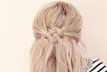 • hår & sånt •