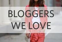 Bloggers We Love