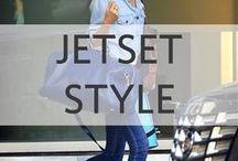 Jetset Style / Chic Travel Staples