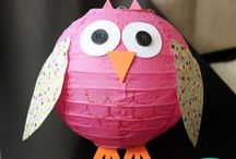 Festa: Corujas / Party: Owls
