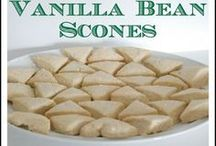 Very Vanilla Bean / Recipes featuring the beloved vanilla bean.   Despite my love of all things chocolate, I have a secret affection for those beautiful bean specks! Cupcakes, beverages, candy, desserts and more. / by ABCs and Garden Peas
