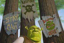 Holy Shrek! / by Shelly Walshe