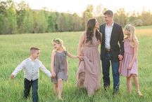 Family Session Lookbook
