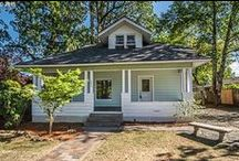 23rd Avenue Bungalow / Our newly purchased 1920 Bungalow in the Walker Naylor Historic District in Forest Grove, Oregon. We have a lot of renovation to do and we are determined to make it shine. / by Angela Croissant