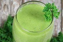 Sucos detox / Sucos detox são ótimos aliados de uma dieta balanceada ou simplesmente uma forma de encher o corpo de vitaminas. Confira!