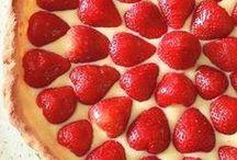 Tortas doces e pavês / Muita torta de chocolate, limão, morango... além de pavês deliciosos e fáceis de fazer.