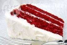 Bolos / Encontre aqui receitas selecionadas de bolos de todo tipo: bolo de chocolate, de cenoura, bolo em camadas, rocambole, cupcake e muito mais!