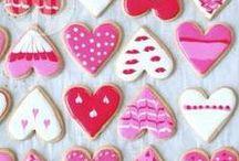 Receitas para o Dia dos Namorados / Ideias deliciosas e fofas para um jantar romântico ou para você presentar aquela pessoa especial!