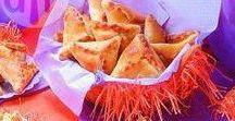 Receitas árabes / Encontre receitas de esfiha, quibe, homus, pasta de berinjela, tabule, coalhada seca, falafel e mais, além de sobremesas árabes de dar água na boca!