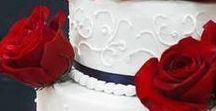 Decoração de bolo / Encontre receitas de coberturas, recheios e muitas ideias para decoração de bolo infantil, de casamento, aniversário e mais!