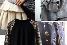 Мода, декор, вышивки